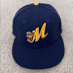 save off 8f68c e779c New Era · Montgomery Biscuits Hat